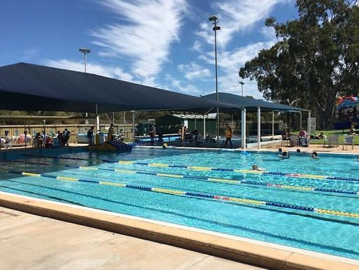 A Record 57th Season for Gawler Aquatic Centre