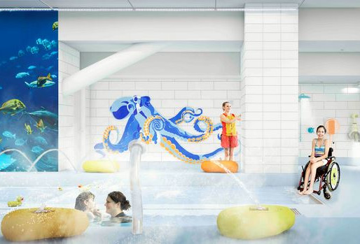 Metro Sports Facility to House NZ's First Aquatic Sensory Experience