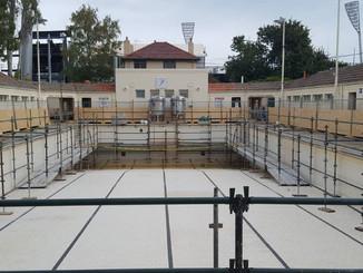 Manuka Heritage-listed Pool Fully Retiled Ahead of the Summer Season