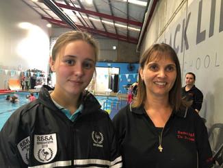 Indigenous teen starts charity to help teach Aboriginal kids how to swim