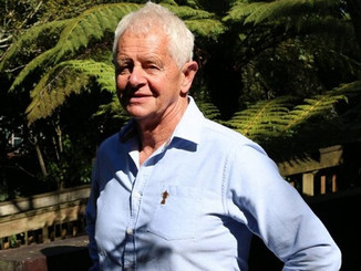 Dr David Gerrard Appointed New Swimming NZ President