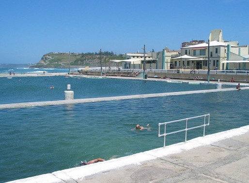 City of Newcastle Proposes Private Development of Ocean Baths Pavilions