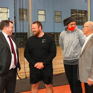 Hawke's Bay outlines its multi-sports facilities and their expected income generation