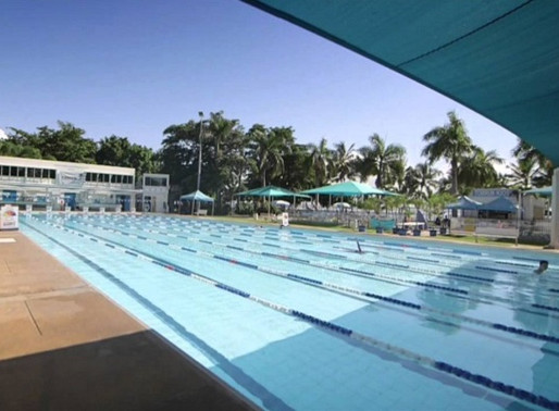 Redeveloped Tobruk Memorial Baths in Townsville on Schedule to Reopen