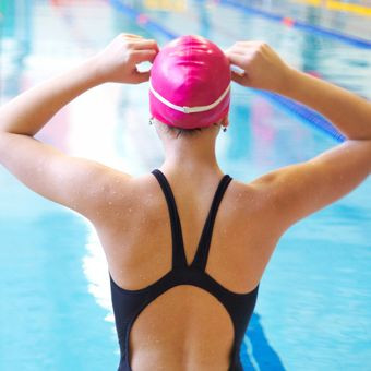 When to start with Swimming Fins