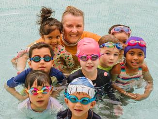 Federal Opposition Leader Pledges $46 Million for School Children's Swimming Lessons Program