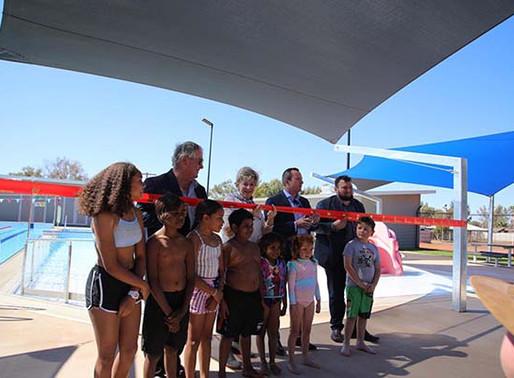 New Laverton Aquatic Centre Opens in Western Australia
