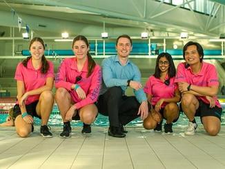 Aquapulse earns Platinum Pool Accreditation from Life Saving Victoria