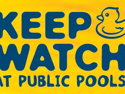 Why does Keep Watch at Public Pools have different ages to the GSPO?