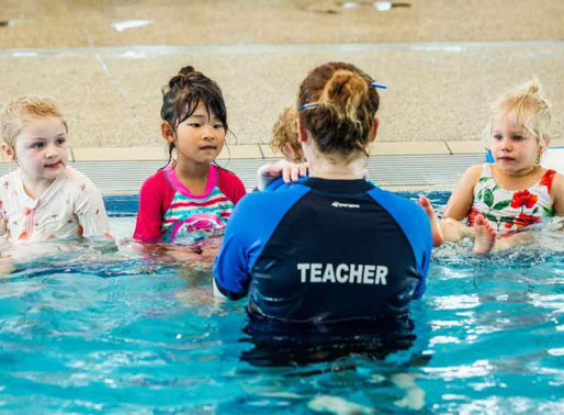 Deakin study finds school swimming programs alone not enough to keep kids safe