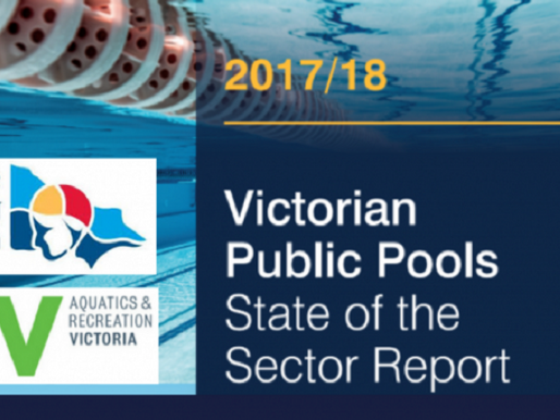 Victoria's Aquatic Peak Bodies Release Public Pools State of the Sector Report