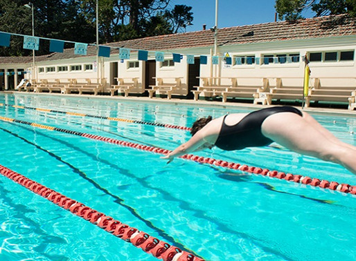 ACT Pools Prepare for Summer