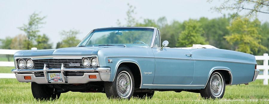 1966 impala classic car insurance