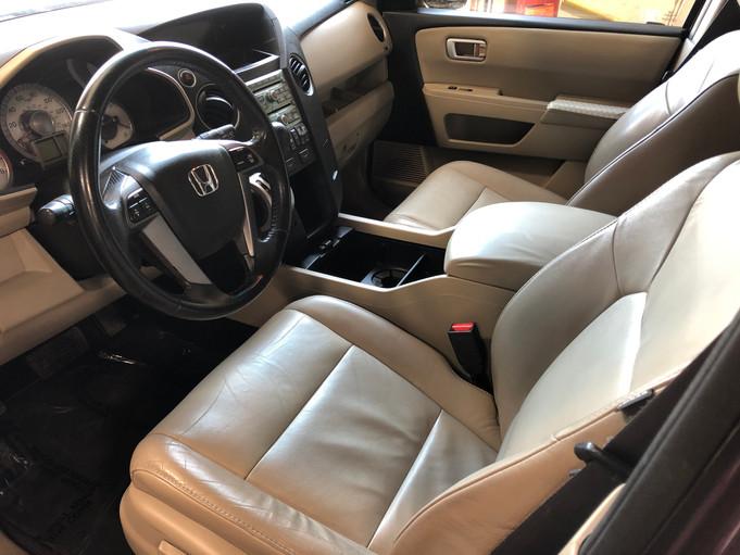 2011 Honda Pilot EXL