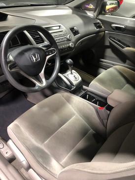 2011 Honda Civic LX interior