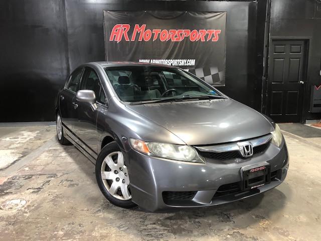 2011 Honda Civic LX passanger side