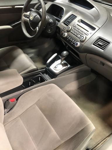 2006 Honda Civic EX passanger interior