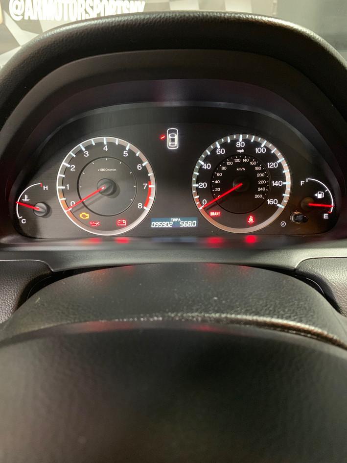 2009 Honda Accord EXL Coupe