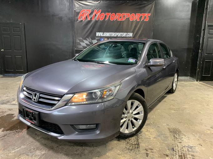 2014 Honda Accord EXL