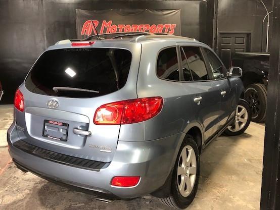 2009 Hyundai Santa Fe AWD Limited