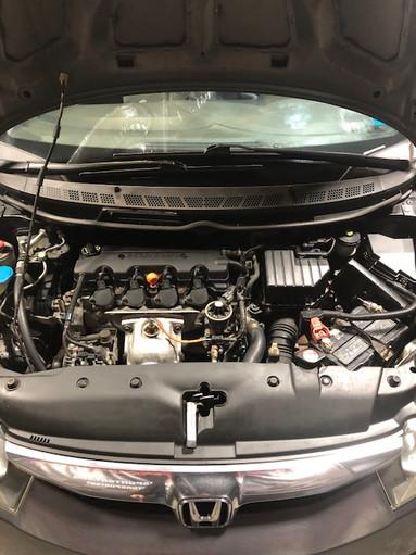 2011 Honda Civic LX motor