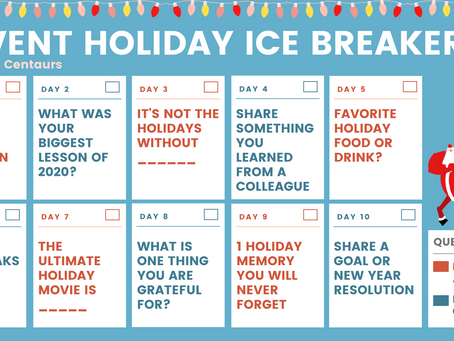 Virtual Holiday Party Ideas for Remote Teams