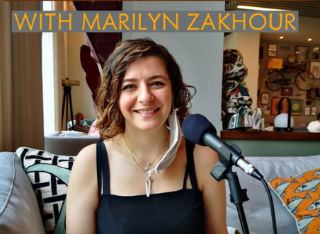Marilyn Zakhour on TheJamesCast