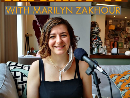 Marilyn Zakhour on TheJamesCast