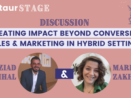 Centaur Stage Episode 2: Creating Value Beyond Conversion with Ziad Rahhal