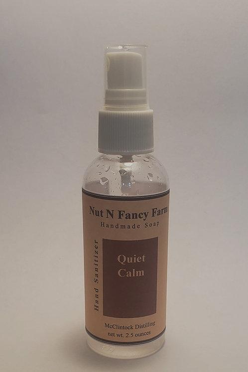 Quiet Calm |  Hand Sanitizer Spray