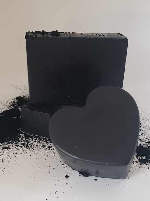 Facial Soap with Activated Charcoal