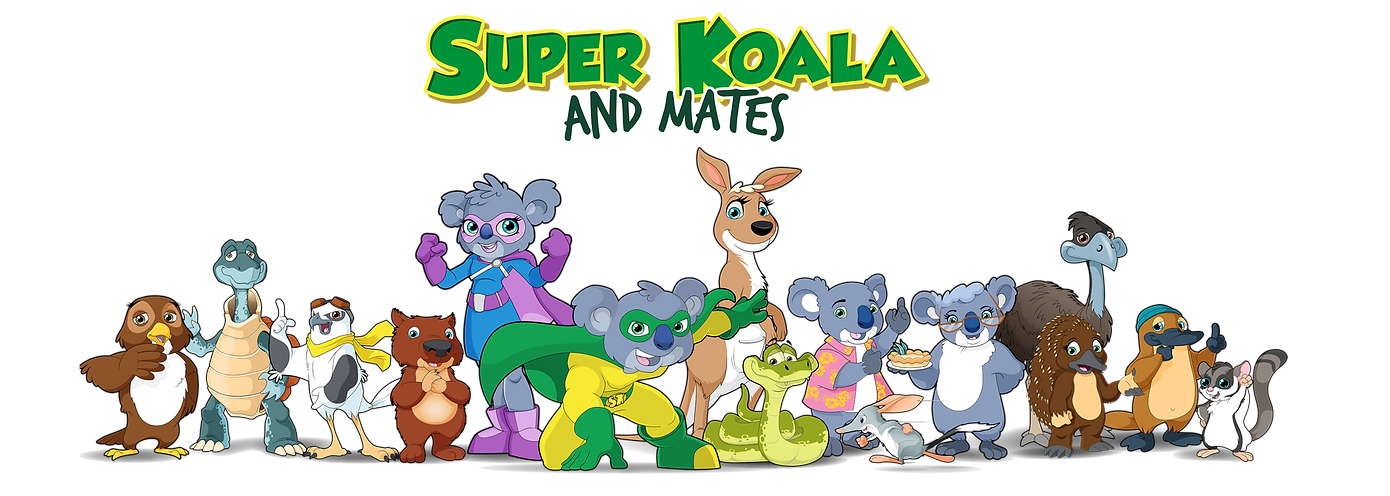 Super Koala and Mates Group Shot.png
