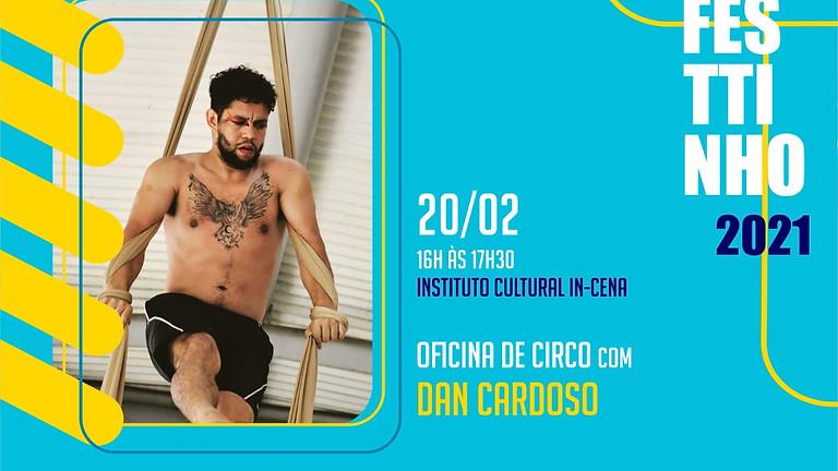 OFICINA DE CIRCO com DAN CARDOSO