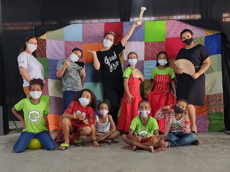 Início da 6º Edição do FESTTINHO - Festival Escolar de Teatro Infantil de Teófilo Otoni