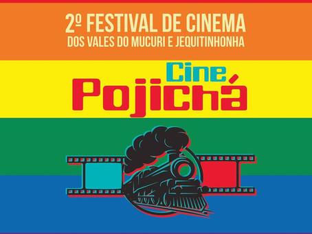 CINE POJICHÁ – 2º Festival de Cinema dos Vales do Mucuri e Jequitinhonha