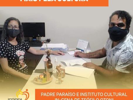 Instituto Cultural In-Cena desenvolverá ações no Vale do Jequitinhonha.