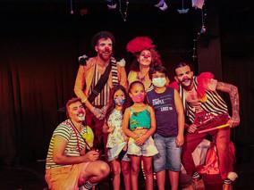 """ESTREIA DE """"CANTAROLANDO"""" - Grupo In-Cena de Teatro"""