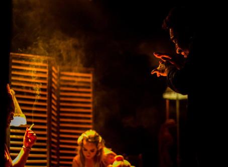 Com três espetáculos no repertório o In-Cena começa sua CIRCULAÇÃO 10 ANOS