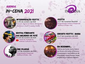 AGENDA IN-CENA 2021!