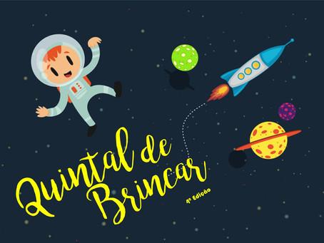 QUINTAL DE BRINCAR - 4ª edição