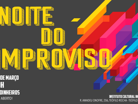NOITE DO IMPROVISO