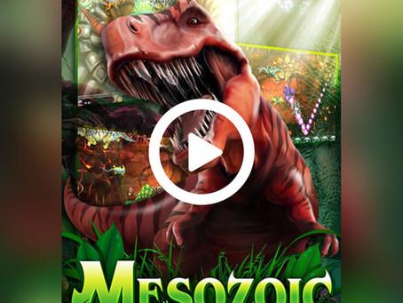 เกมยิงไดโนเสาร์จากค่าย Live22 : Mesozoic Adventure