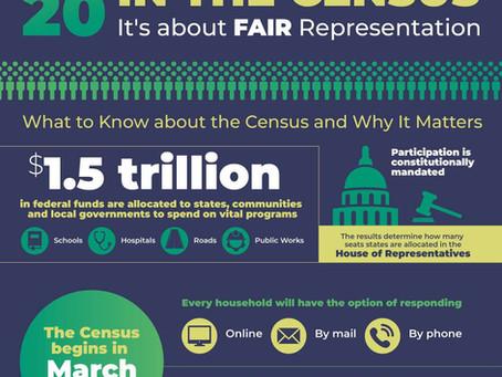 Your 2020 Census
