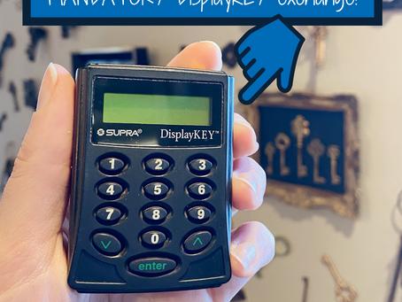 2020 Supra DisplayKEY and iBox Exchange