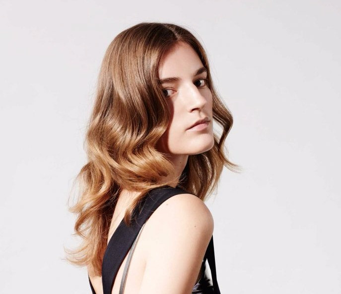 Copper hair colour la biosthetique proffessional hair colour