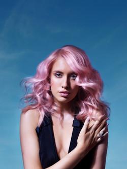 Pastel Pink Glam