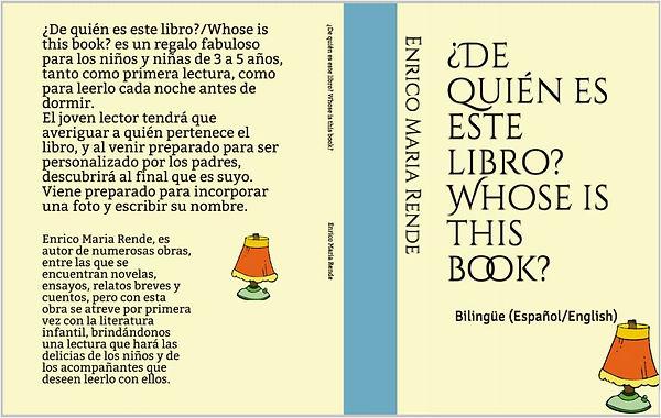 Un fabuloso regalo para los más pequeños: su primera lectua bilingüe