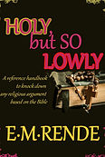 Enrico_Maria_Rende-portada_Holy_but_so_L