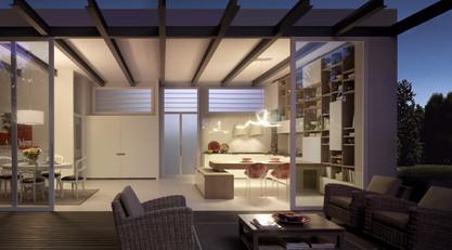 STUDIOFUOCO-INTERIOR-Kitchen-notturna-