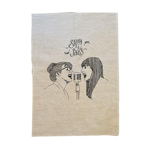 Smith & Jones Tea Towel